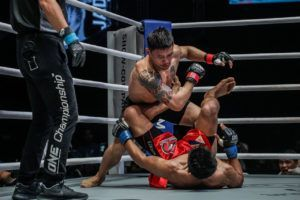 Narantungalag Jadambaa Returns With TKO Of Edward Kelly