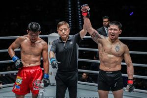 Narantungalag Jadambaa Is Determined To Reclaim His Belt In 2018