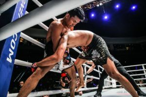 Rin Saroth Overcomes Adversity For Round-Three TKO