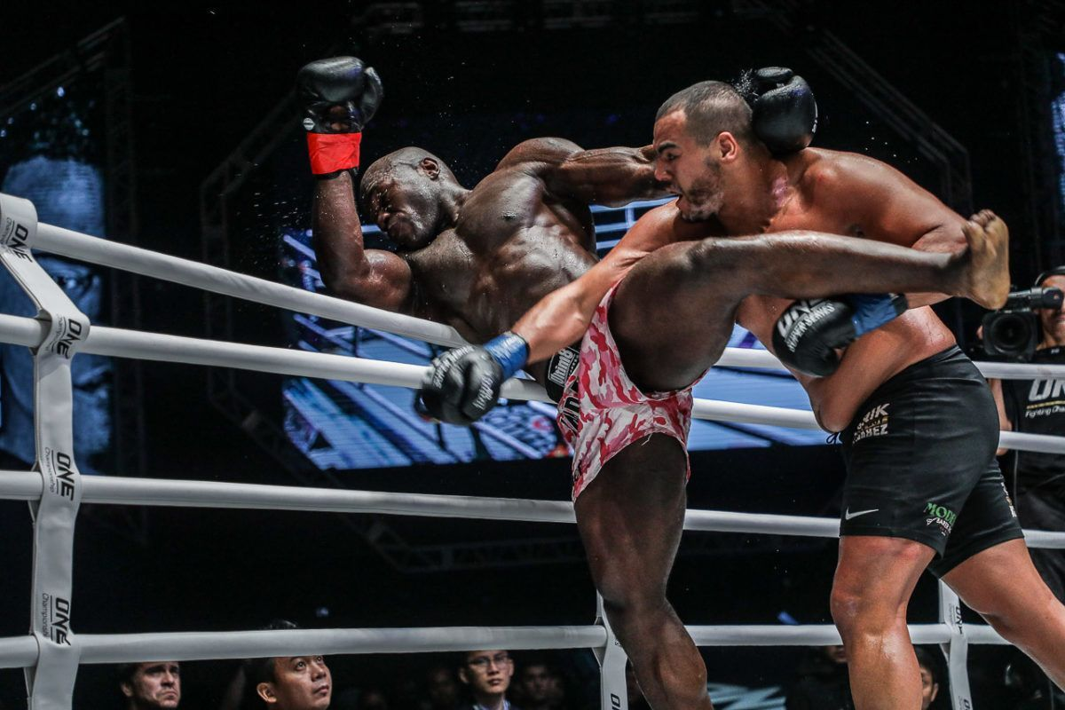 ONE Championship's Top 5 Heavyweight Knockouts