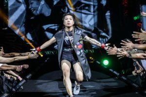 Xiong Jing Nan Welcomes Superbout Against Angela Lee