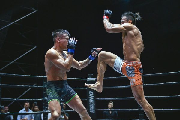 The Top Highlights From Rich Franklin's ONE Warrior Series 2