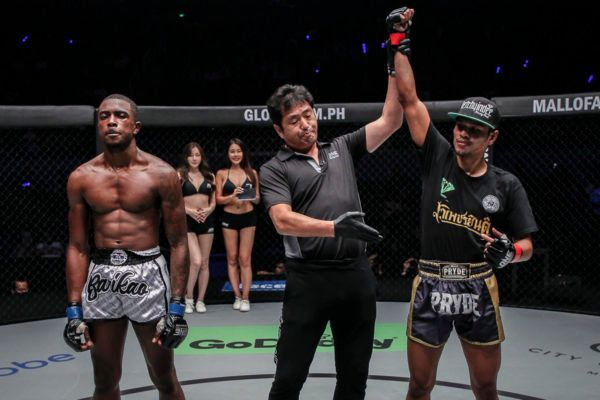 Chamuaktong Fightermuaythai Victorious In ONE Super Series Debut