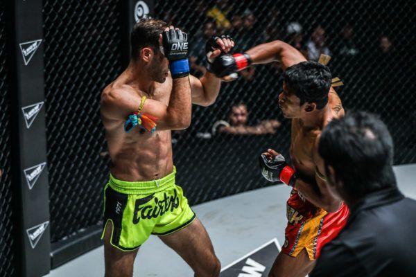 Yohann Fairtex Drai VS Jo Nattawut
