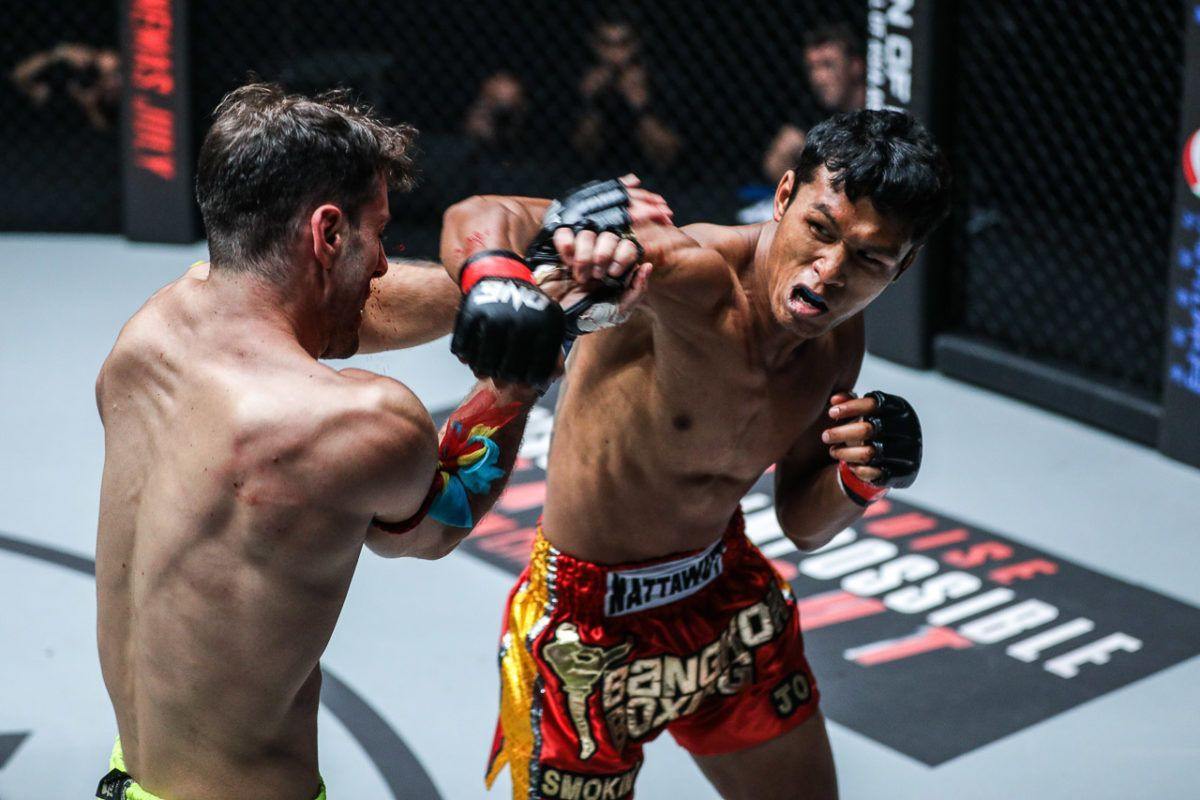 Jo Nattawut Notches Devastating First-Round KO In Malaysia