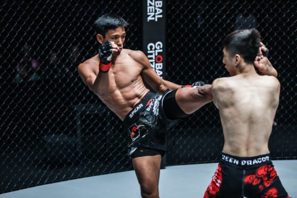 Keanu Subba Signs On To Face An Undefeated Opponent