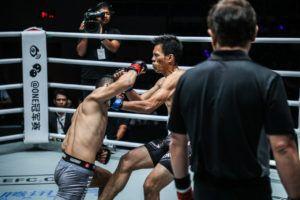 Eddey Kalai VS Peng Xue Wen