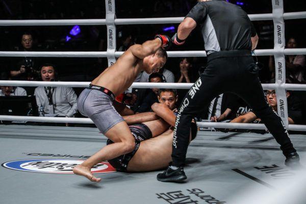Peng Xue Wen Blasts Eddey Kalai In 57 Seconds