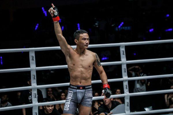 Peng Xue Wen Scores Huge Knockout Of Eddey Kalai