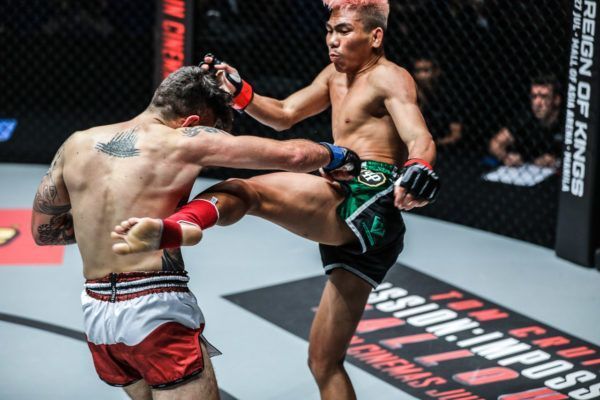 Petchdam Kaiyanghadao Scores Thunderous Knockout In ONE Super Series Debut