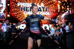 How Priscilla Hertati Lumban Gaol Became A Martial Arts Star