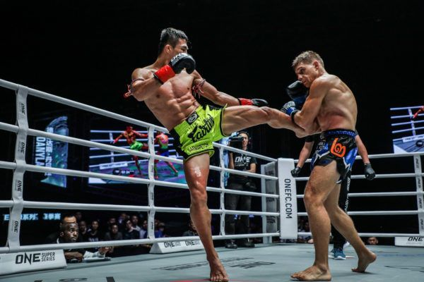 Deividas Danyla VS Saemapetch Fairtex