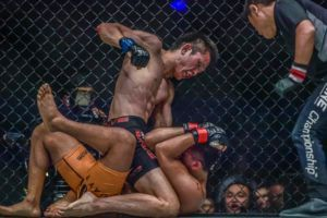 Shinya Aoki Becomes First Person To Finish Shannon Wiratchai