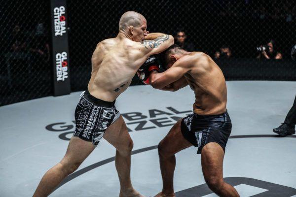 Zebaztian Kadestam Uses His Aggression To Break His Opponents