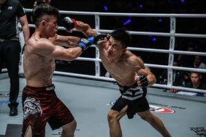 Ma Xu Dong VS Zhao Zhi Kang