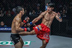 Danny Kingad VS Yuya Wakamatsu