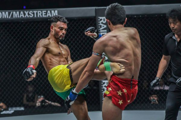 Fabrice Fairtex Delannon Wins Heard-Earned Decision