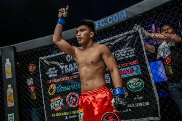 "Joshua Pacio Gears Up For ""The Toughest Opponent"" Of His Career"