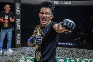 Joshua Pacio Decisions Yoshitaka Naito, Claims ONE Strawweight World Title