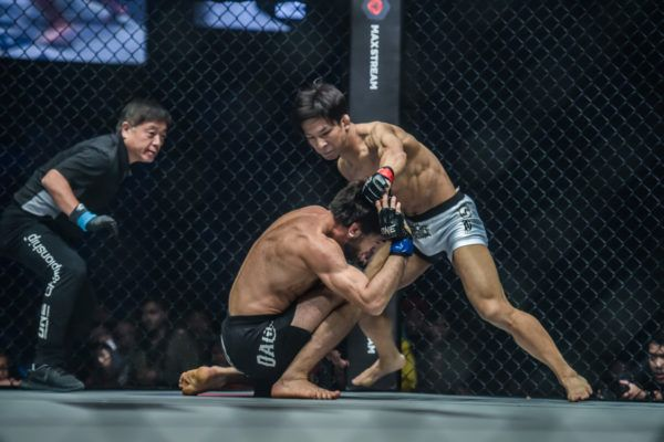 Koyomi Matsushima Shocks The World With Round-One TKO