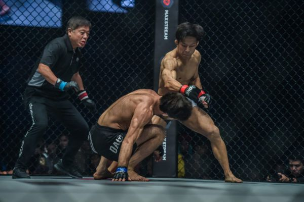 Koyomi Matsushima Shocks The World With Knockout Of Marat Gafurov
