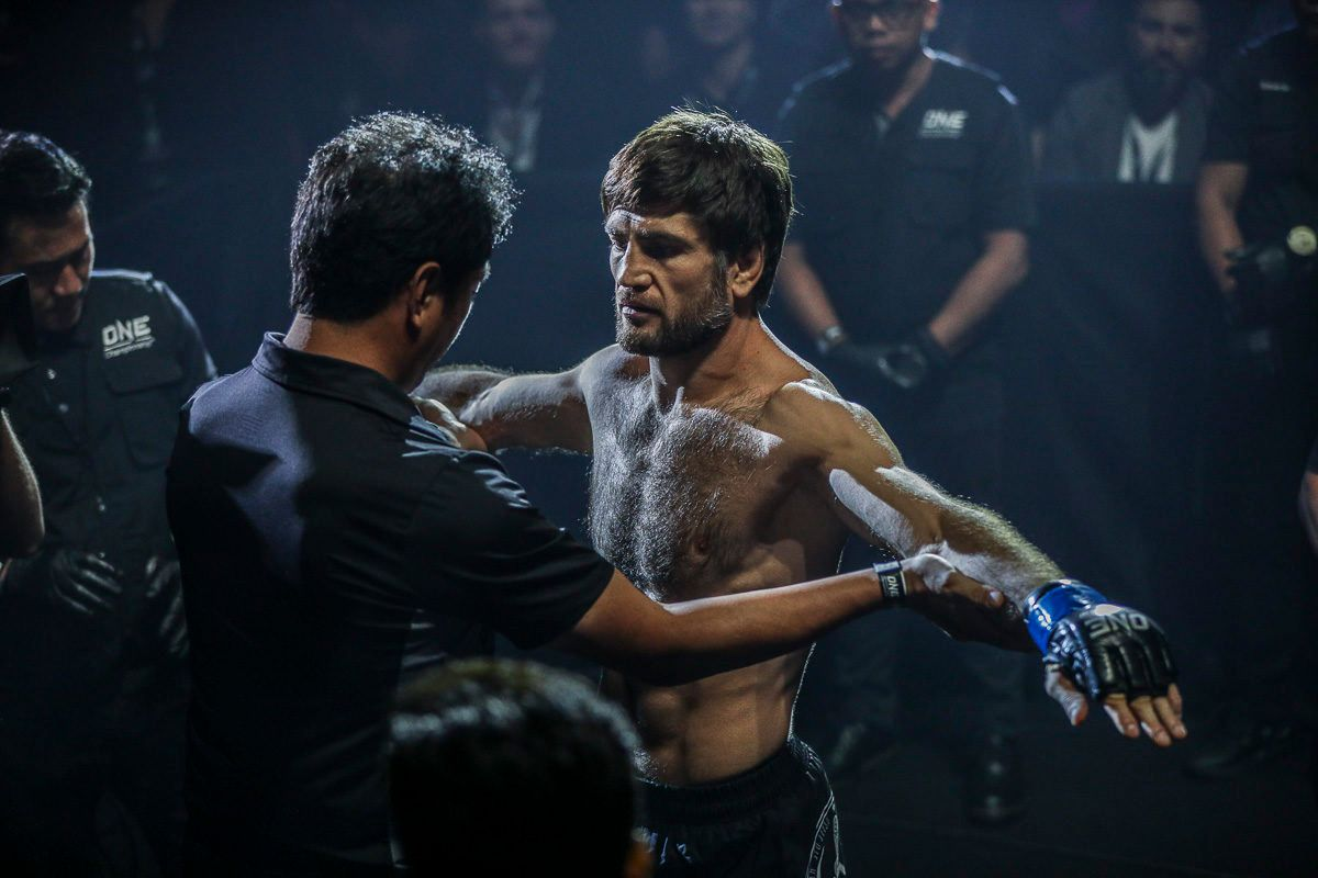 Marat Gafurov Believes He Can Win The Belt Back In 2019