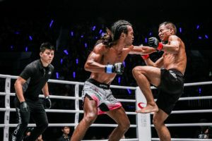 Muhammad Aiman VS Chen Lei