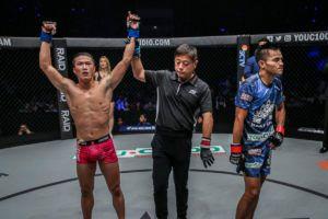 Peng Xue Wen Beats Indonesian Hero Stefer Rahardian In Jakarta