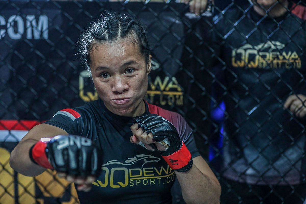How Priscilla Hertati Lumban Gaol Stays Motivated And Injury-Free