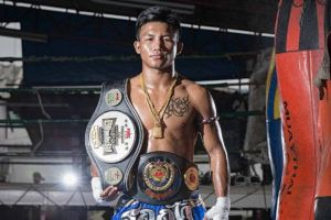 Rodtang Jitmuangnon Will Go All Out For Victory In His ONE Super Series Debut