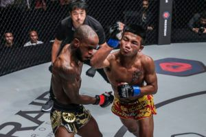 Rodtang Jitmuangnon Outclassed Sergio Wielzen For Three Rounds