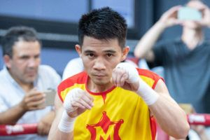 Srisaket Sor Rungvisai Believes He Will Knock Out Iran Diaz In Bangkok