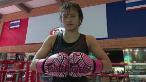 "Stamp Fairtex Will Rely On ""Thai Power"" To Claim The World Title"