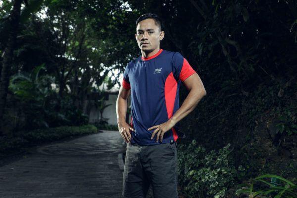 Indonesian mixed martial arts star Stefer Rahardian