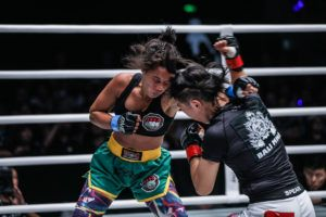 Xiong VS Santos Was Bout Of The Night In Shanghai