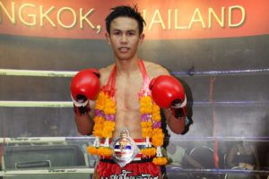 Yodpanomrung Jitmuangnon Is Gunning For The Win In Jakarta