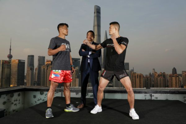 Christian Lee And Edward Kelly Set For ONE: ETERNAL GLORY Rematch