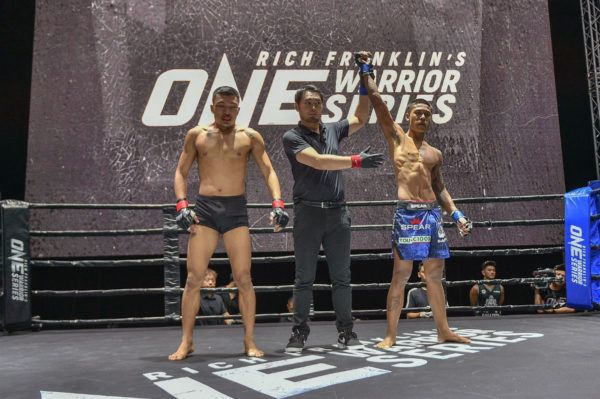 Full Bout Card Announced For ONE Warrior Series 5