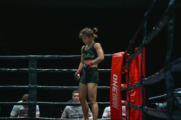Stamp Fairtex Has Competed Since The Age Of 5