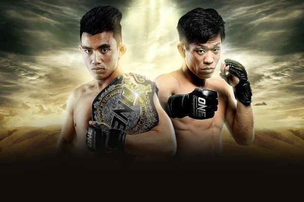 Joshua Pacio VS Hayato Suzuki II Headlines ONE: ETERNAL GLORY