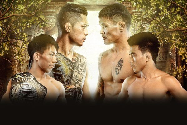Stacked Card Announced For ONE: ROOTS OF HONOR In Manila