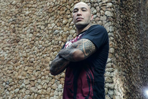 brandon vera one heavyweight world champion