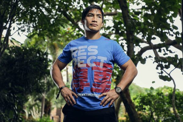Eduard Folayang Excited For World Title Redemption In Manila