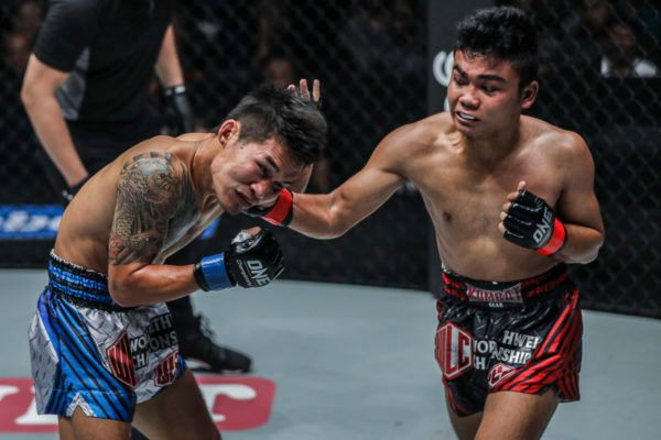 Ye Thway Ne Takes Three-Round Thriller From Mite Yine