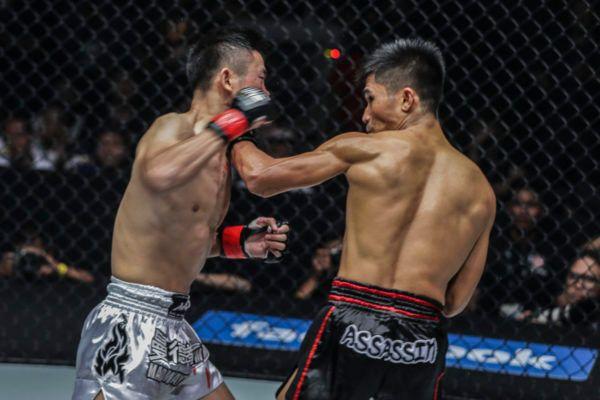 Ryan Jakiri VS Han Zi Hao