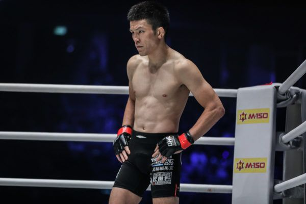 Shinya Aoki Will Face His Fear Against Eduard Folayang In Tokyo