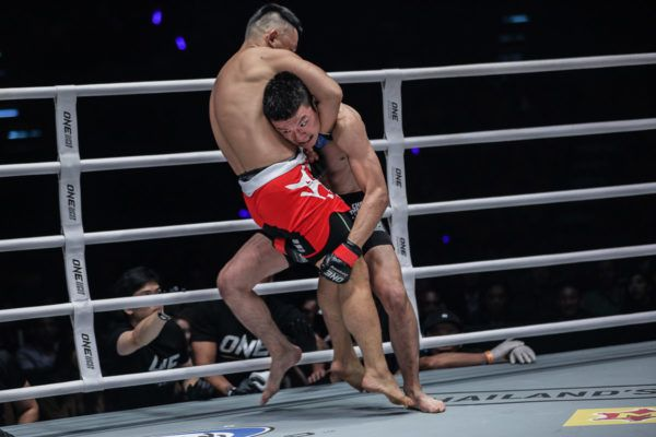 Ev Ting VS Shinya Aoki