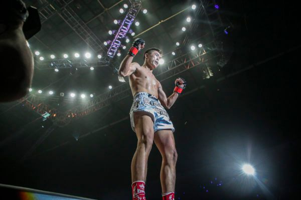 Han Zi Hao's Goal Is Still The ONE World Title