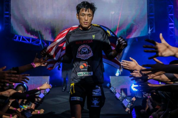 Keanu Subba's Journey From Childhood To ONE Championship