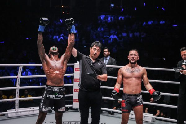 Anthony Njokuani Shocks Andy Souwer To Earn His Biggest Win